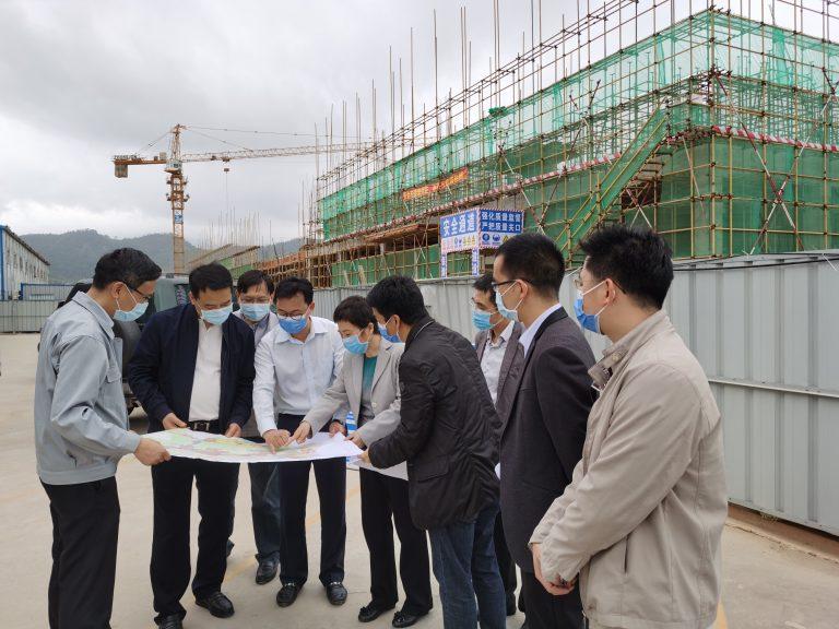 三期1 768x576 - DBG 3th Industrial Park expansion