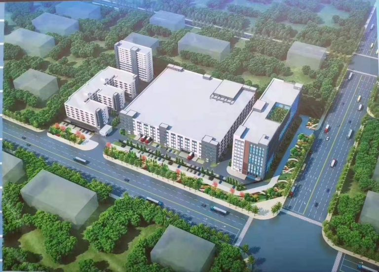 三期3 768x551 - DBG 3th Industrial Park expansion